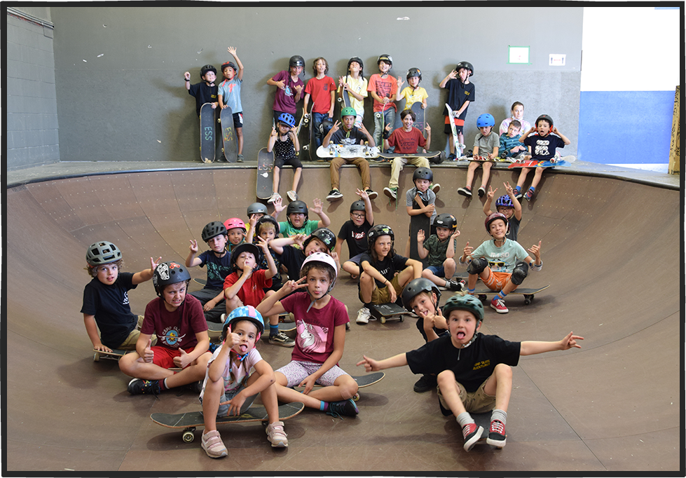 Camp Skate Aventures